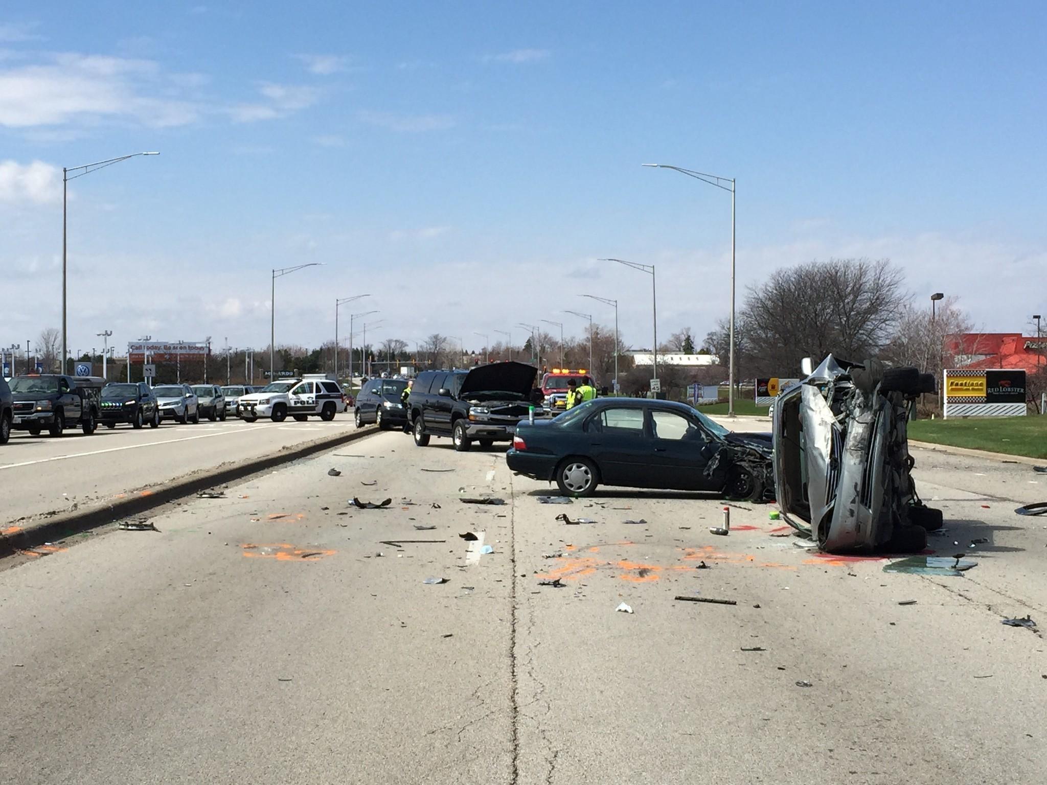 Gurnee Car Crash