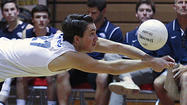 Photo Gallery: Burroughs remains undefeated in Pacific League volleyball against Crescenta Valley