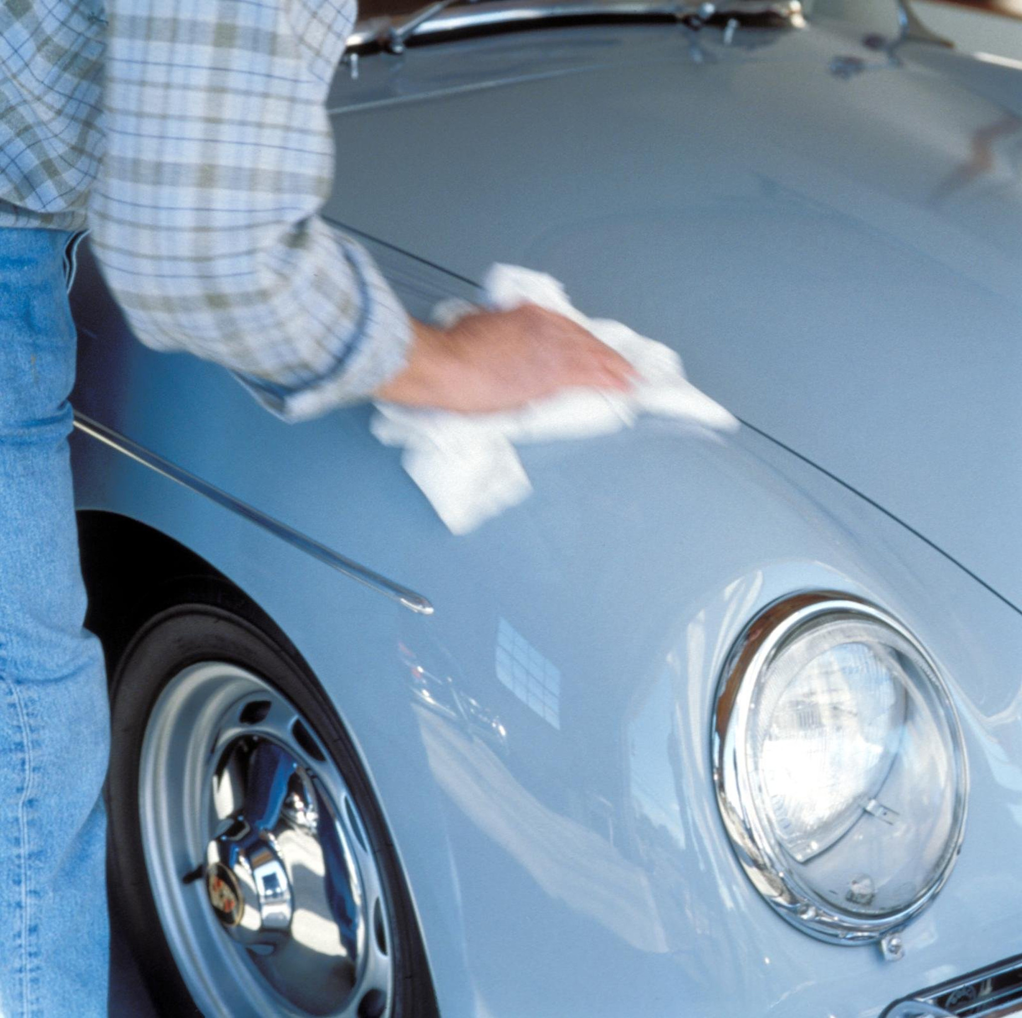 How To Avoid Water Spots When Washing Car