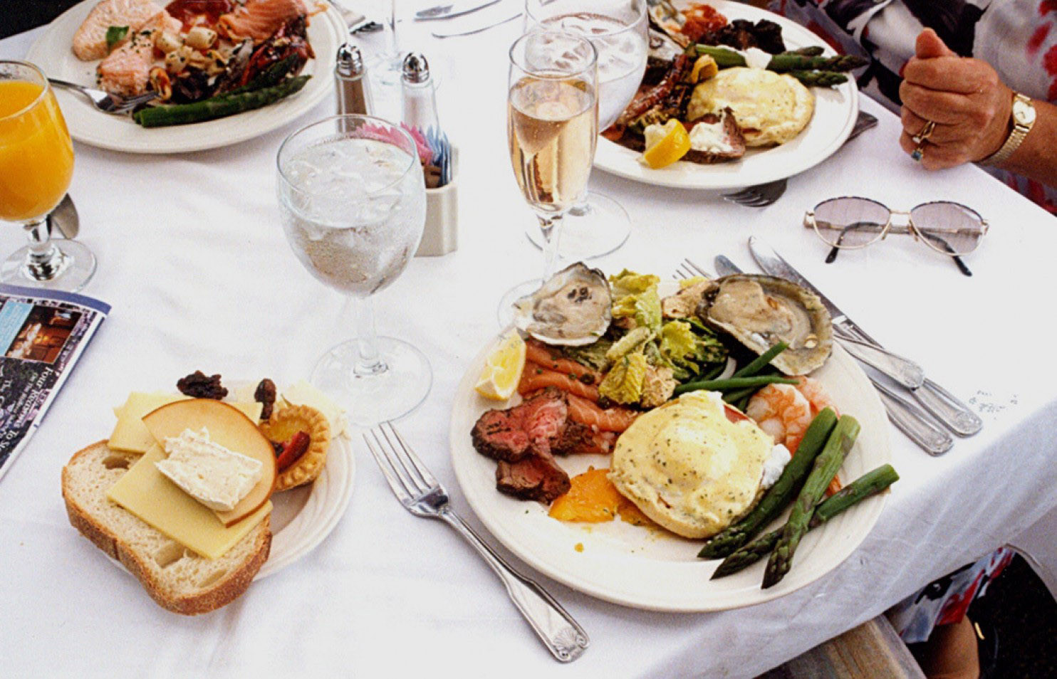 How brunch became the most delicious, and divisive, meal in America