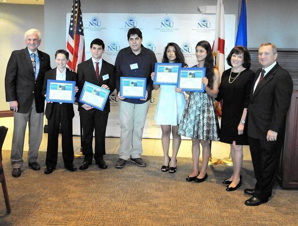 Nsu holocaust reflection contest prizes