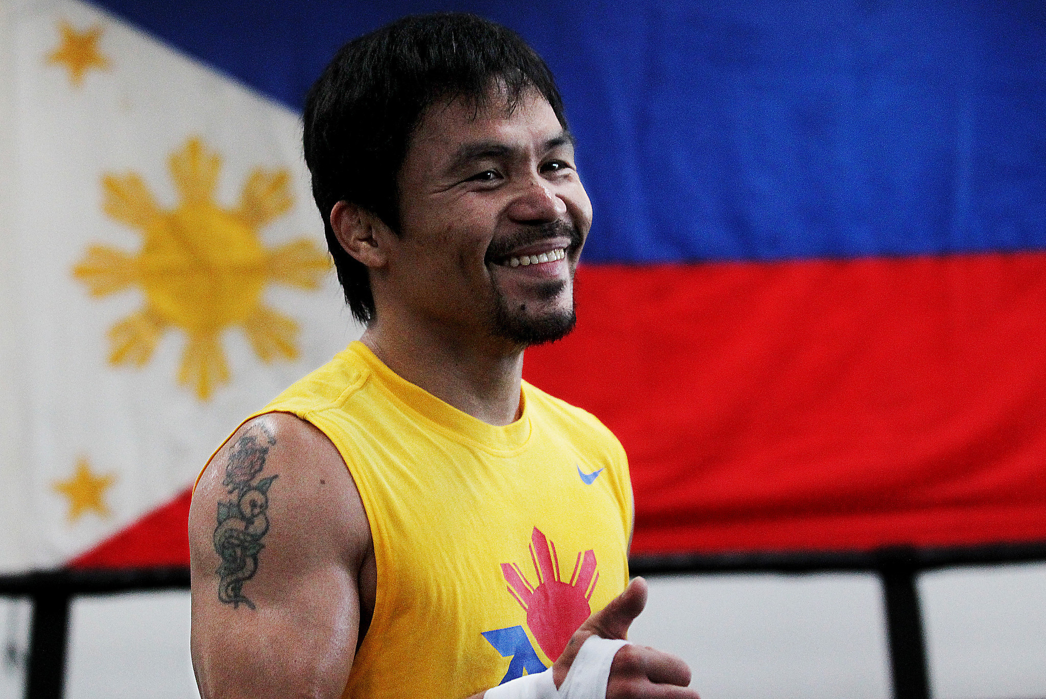 Manny Pacquiao Sports Car