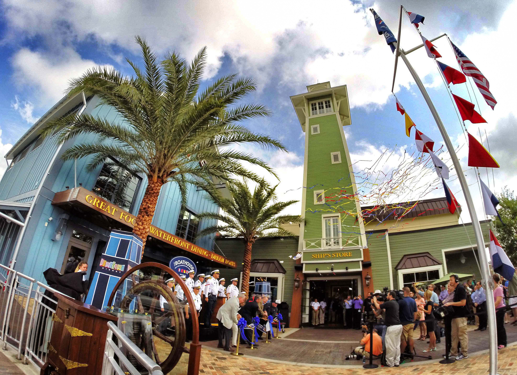 pictures the boathouse at disney springs orlando sentinel