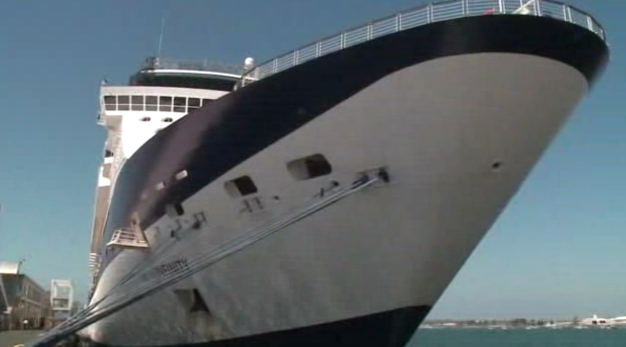 Cruise Ship Docks In San Diego After Norovirus Outbreak Chicago - Where do cruise ships dock in san diego