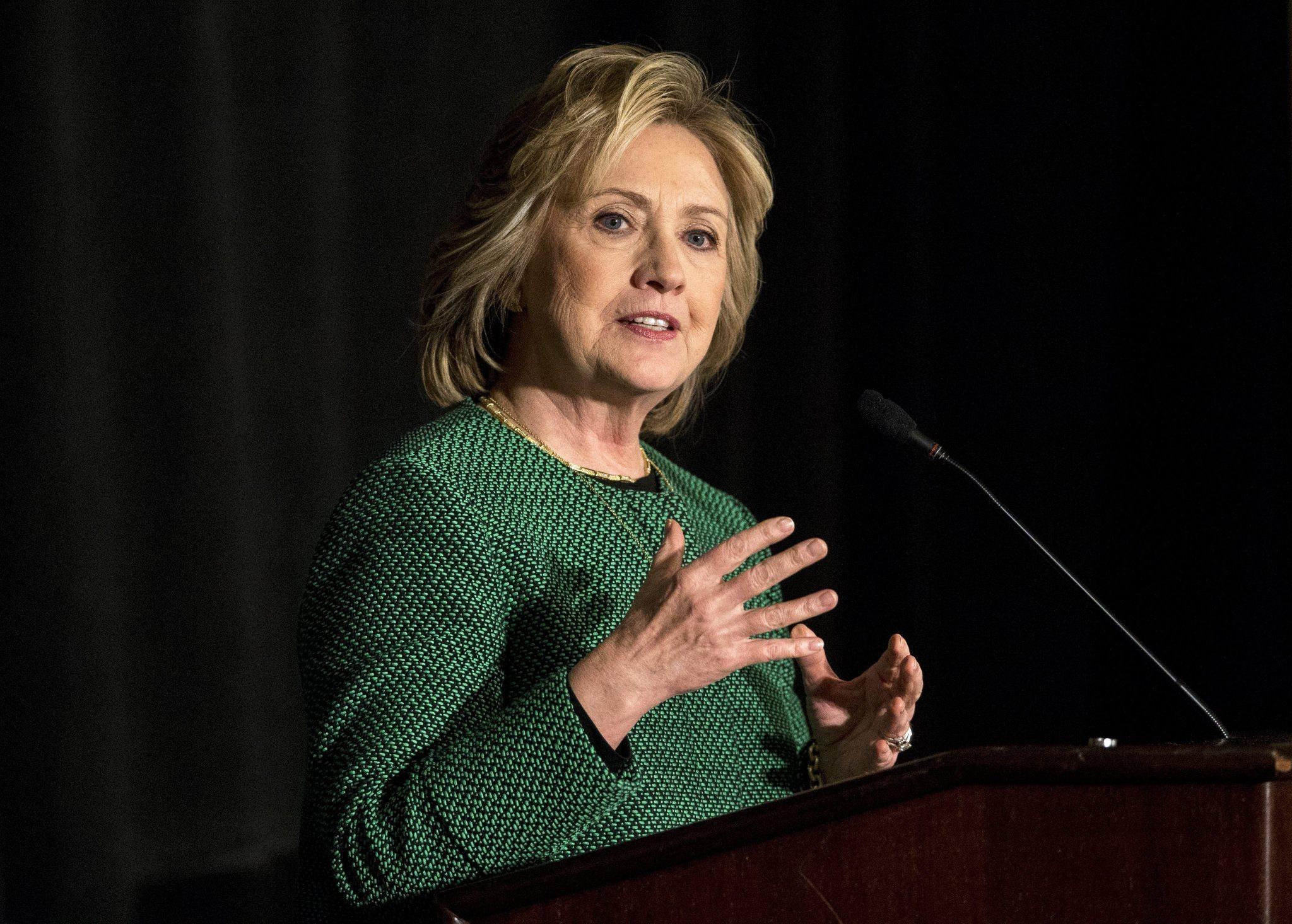 Park Ridge Responds To Hillary Clinton 39 S Presidential Bid