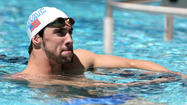 Coach says Michael Phelps has been 'a different person' since his return to training