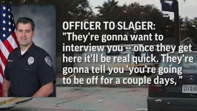South Carolina police dash cam    39 adrenaline pumping  39. South Carolina police shooting defense  What the video doesn  39 t