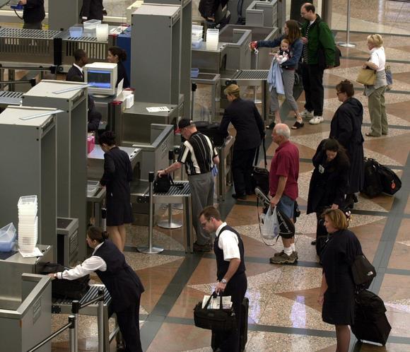 Denver TSA Agents Fired Over Groping Scheme Allegations