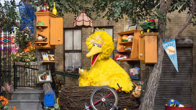 'Sesame Street' update
