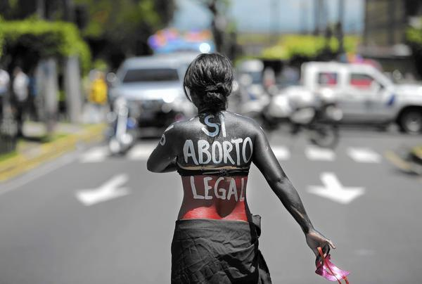 san salvador women San salvador, el salvador (ap) — el salvador's government has approved an initiative presented by women's rights groups for.