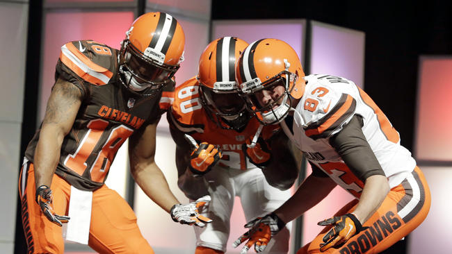 Cleveland Browns the 'Oregon Ducks of the NFL' thanks to new ...