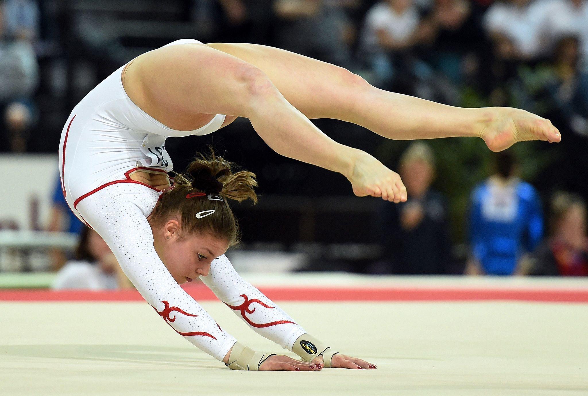 Фото лучших гимнасток мира 10 фотография