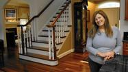 After rebuilding from a fire, Balto. Co. home has same roots, different look
