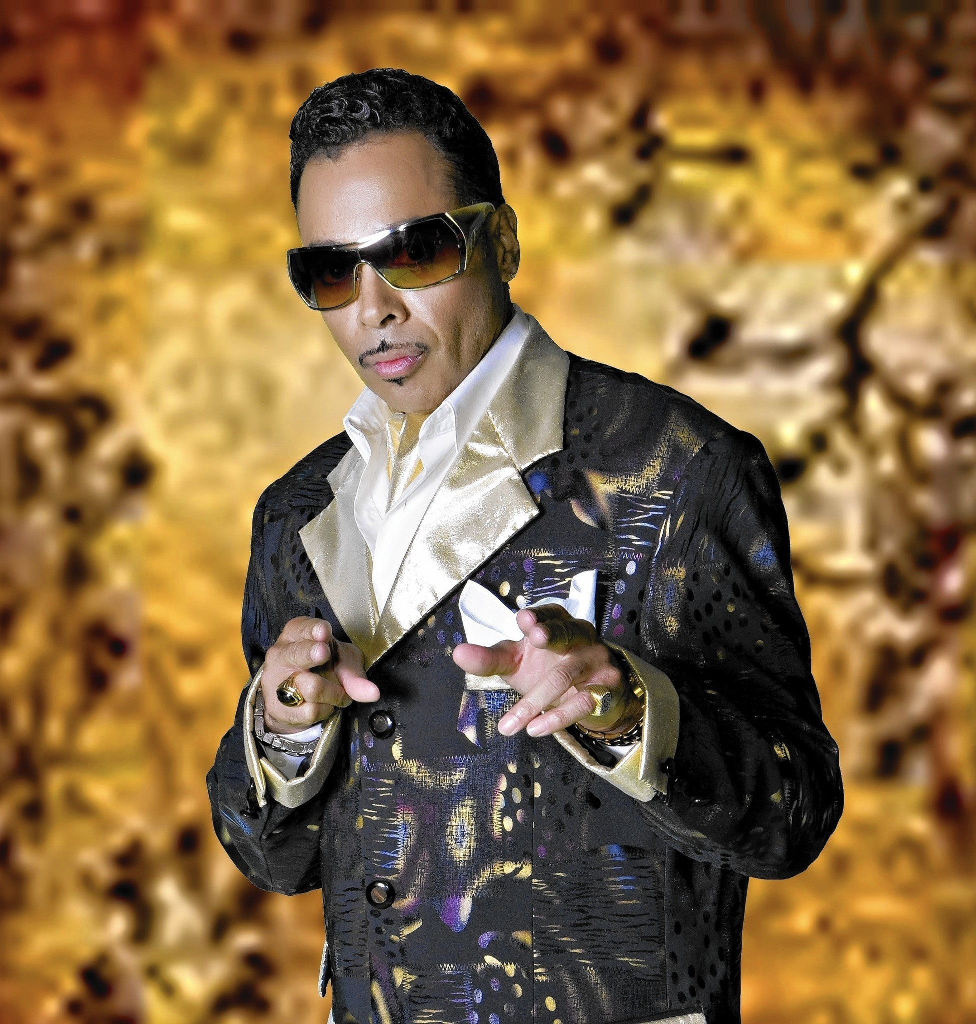 Morris Day won't let you forget about him - Chicago Tribune