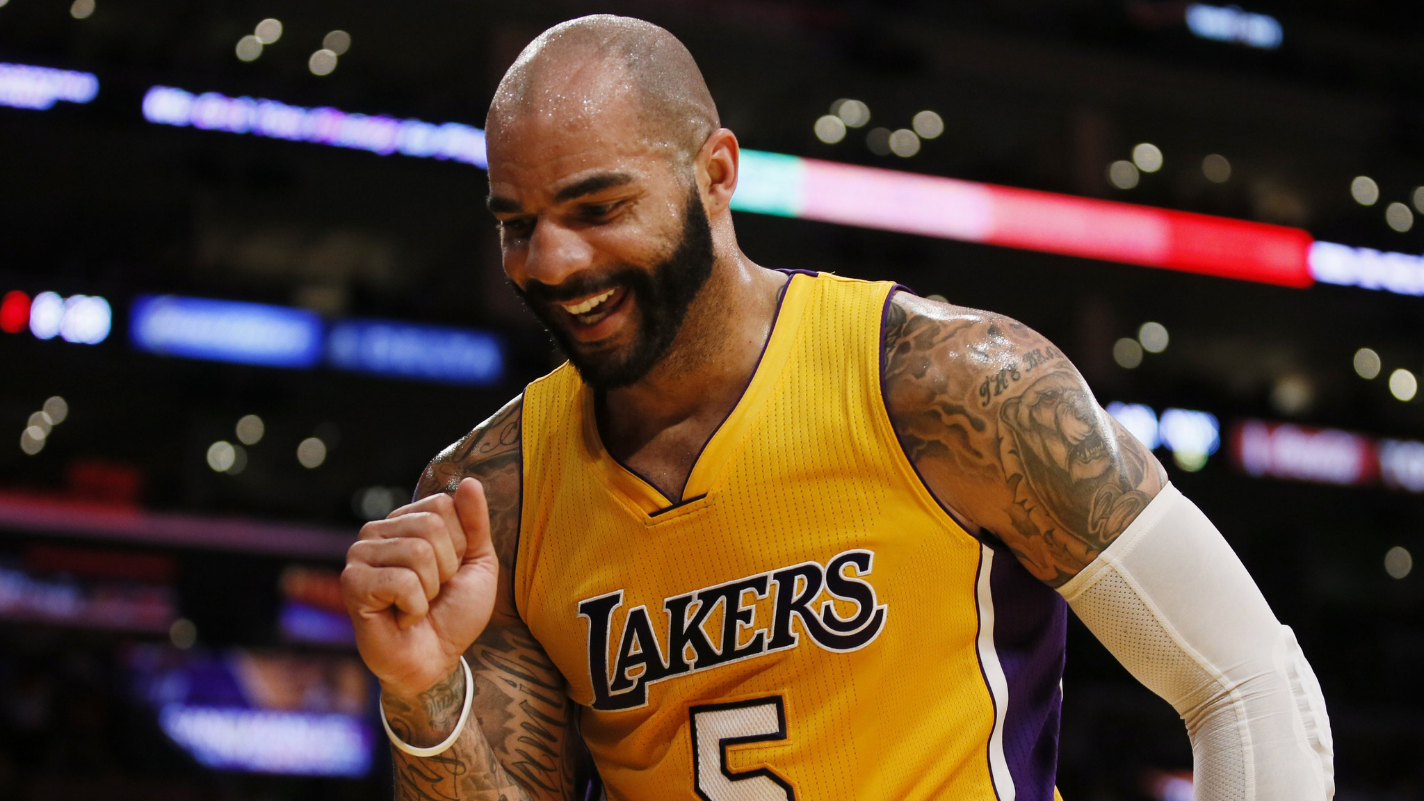 Carlos Boozer: Lakers to recover, Jordan Clarkson is 'Baby ...