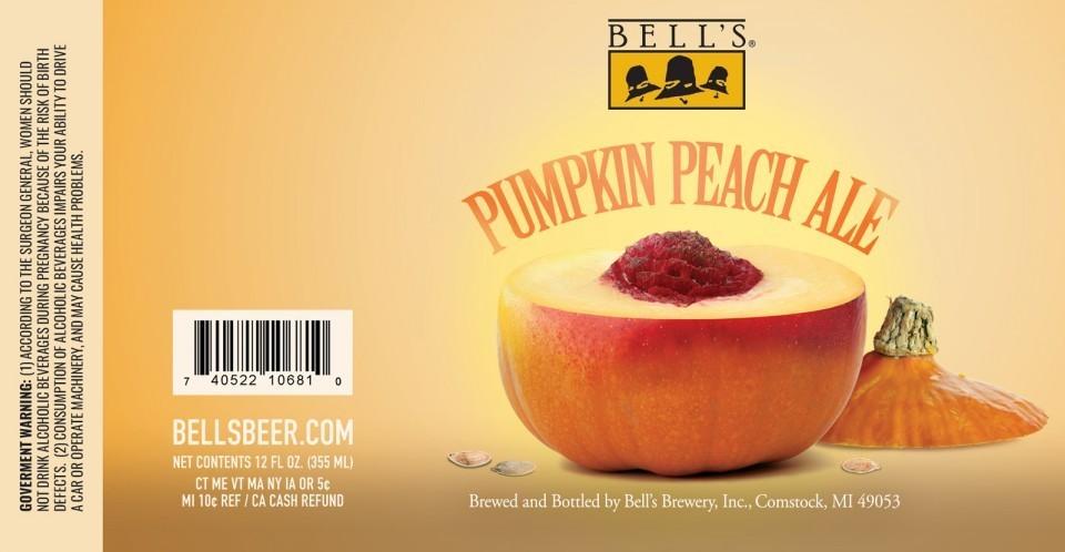 Bell's Pumpkin Peach Ale a '(screw) you' to Anheuser-Busch ad
