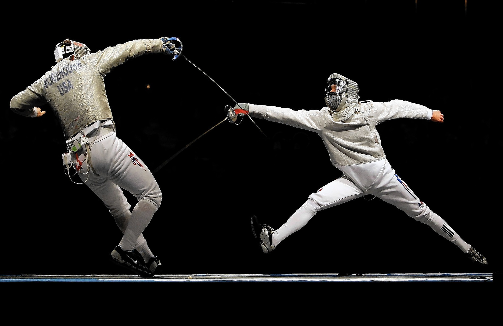 Fencing Quotes As A Workout Fencing Is An Alternative To The Gym  Chicago Tribune