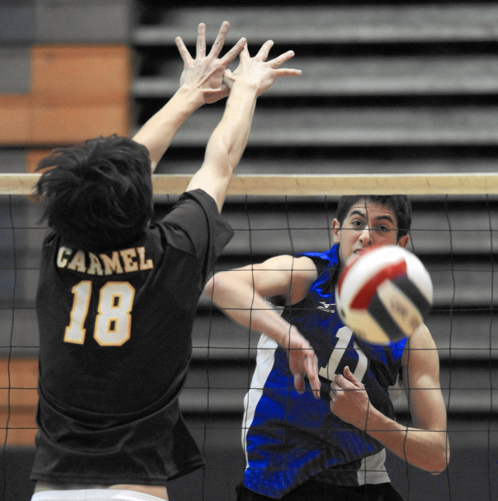 Highland Park Volleyball Boys Volleyball Highland