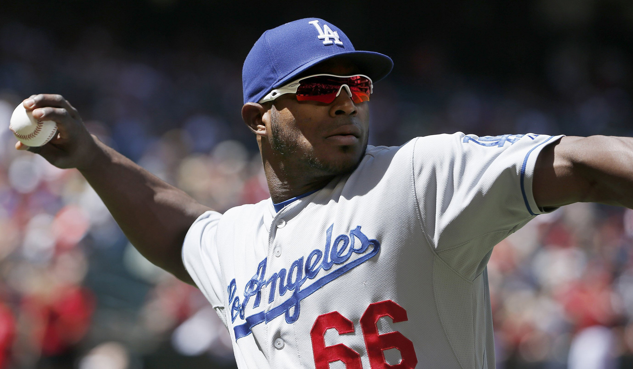 Puig and Jansen progress in rehab, but Ryu continues to stall