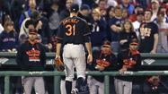 Ubaldo Jimenez's ejection overshadows Orioles' 3-2, walk-off loss to Red Sox
