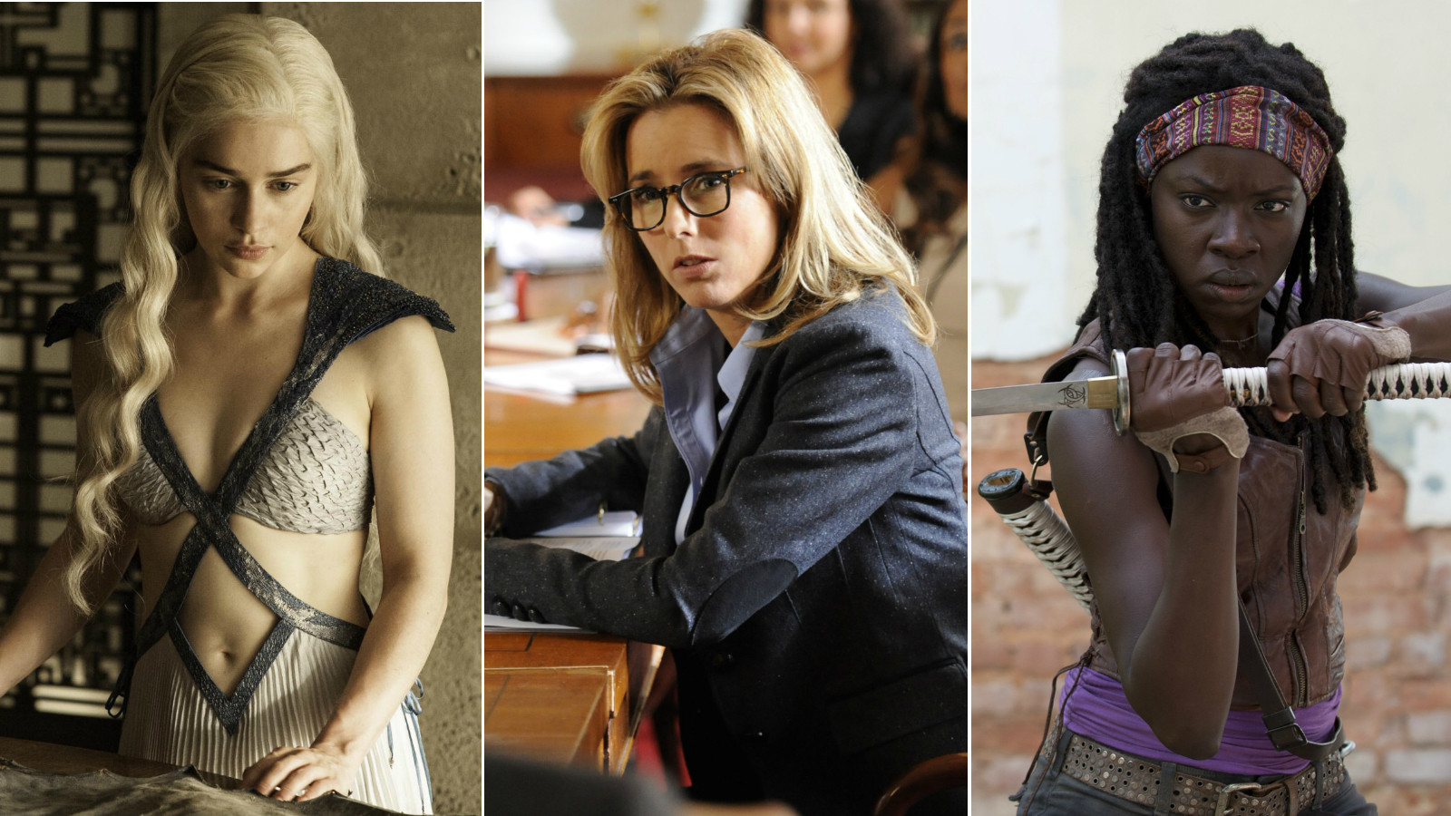 Thanks to TV's strong women, voters are ready for a female president