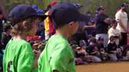 Pictures: Williamsburg Youth Baseball League Opening Day