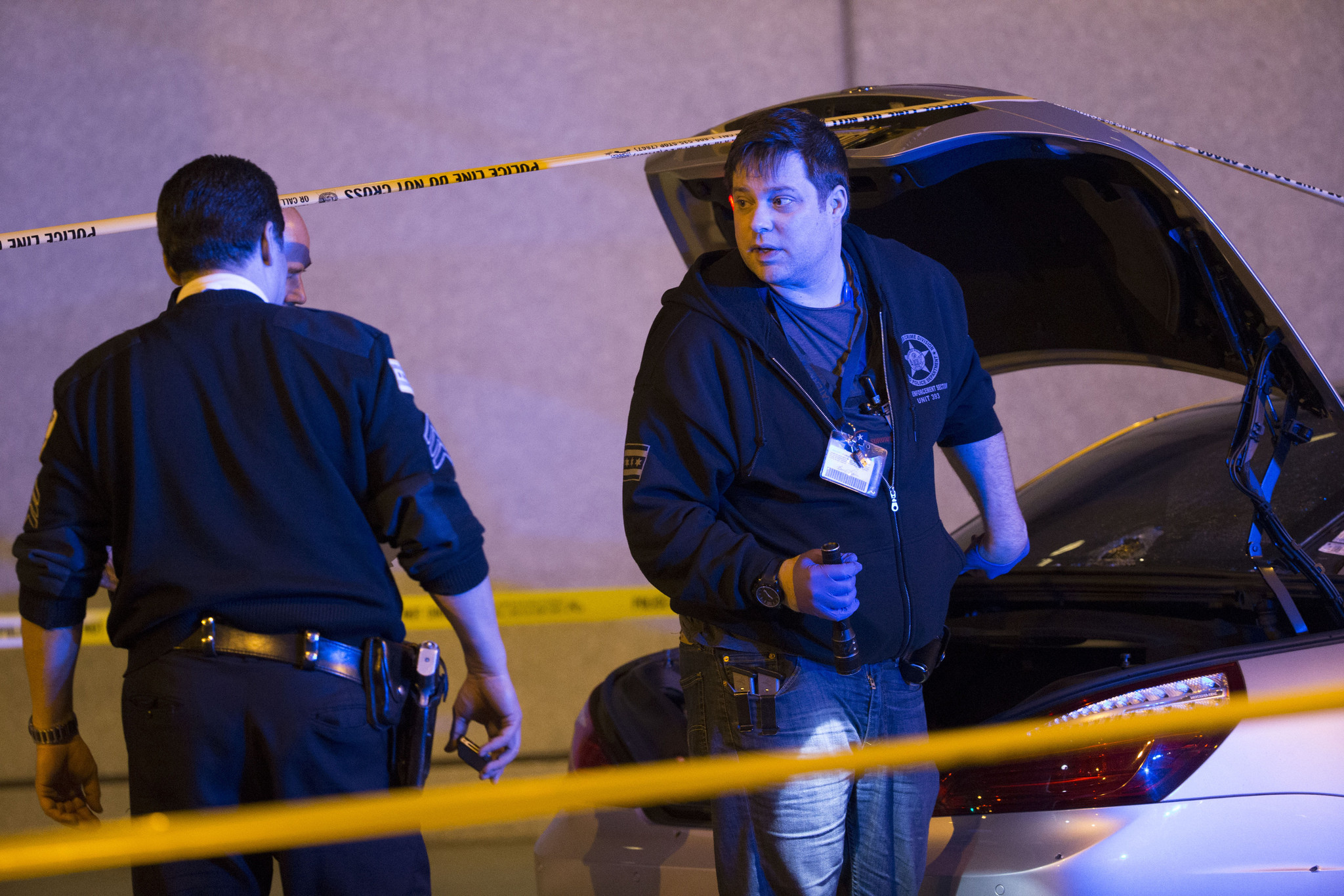 At least 18 shot in city since Friday morning
