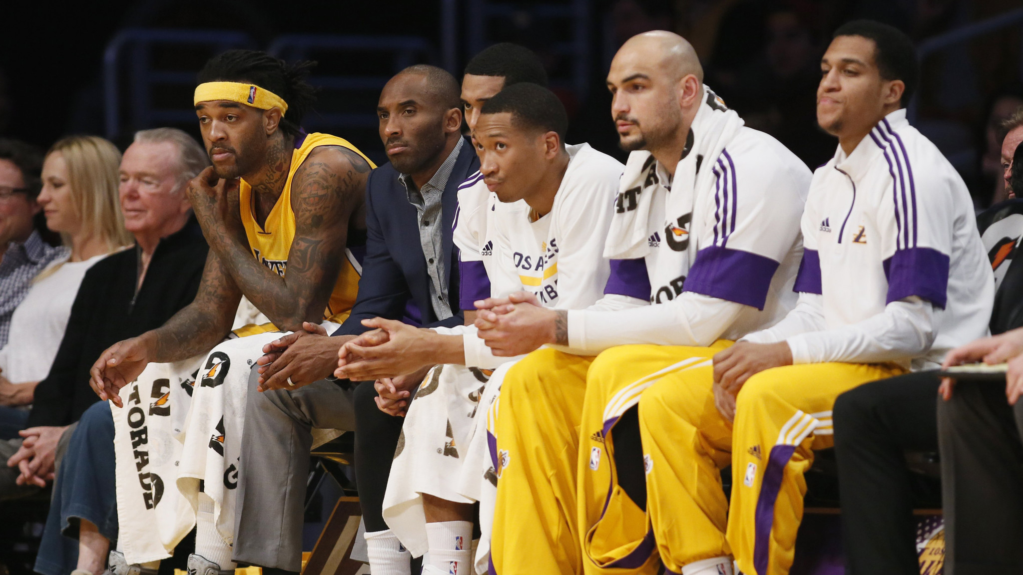 Anatomy of a train wreck: How Lakers' season went from bad to worst