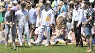 St. John's reigns supreme in annual croquet match