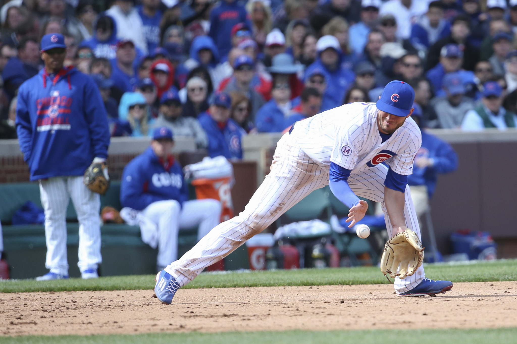 Kris Bryant seems prepared to win the Cubs' great expectations game