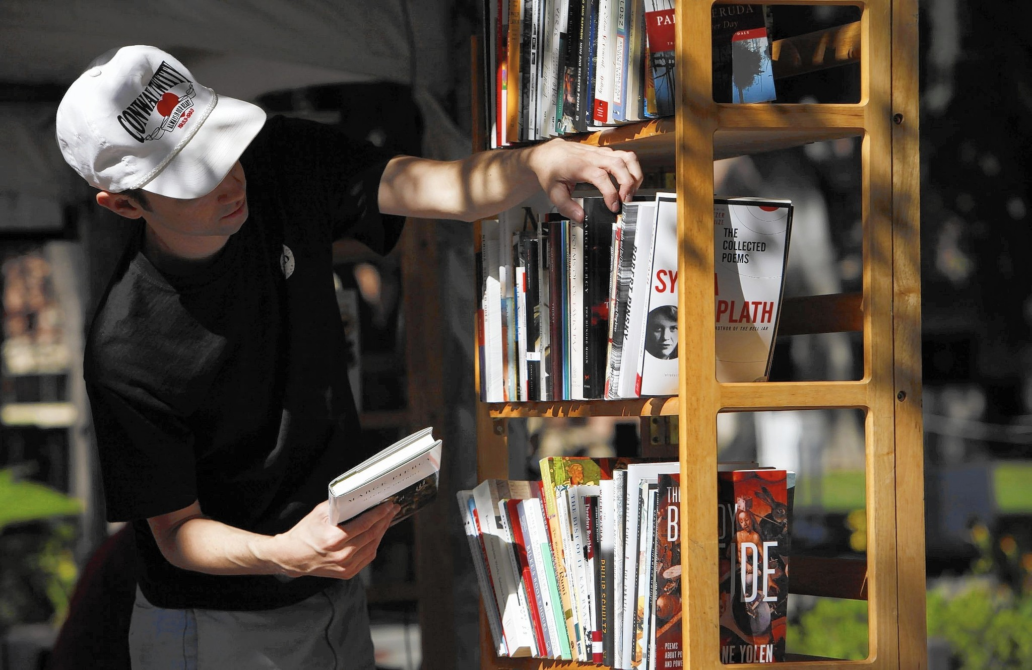 A literary exploration at Los Angeles Times Festival of Books