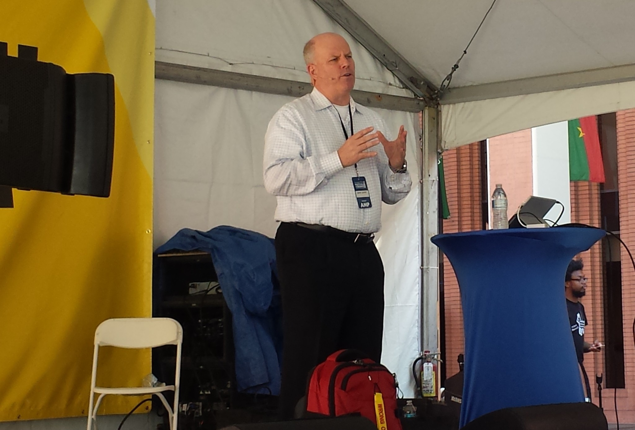 Festival of Books: Tips for travelers from safety expert Kevin Coffey