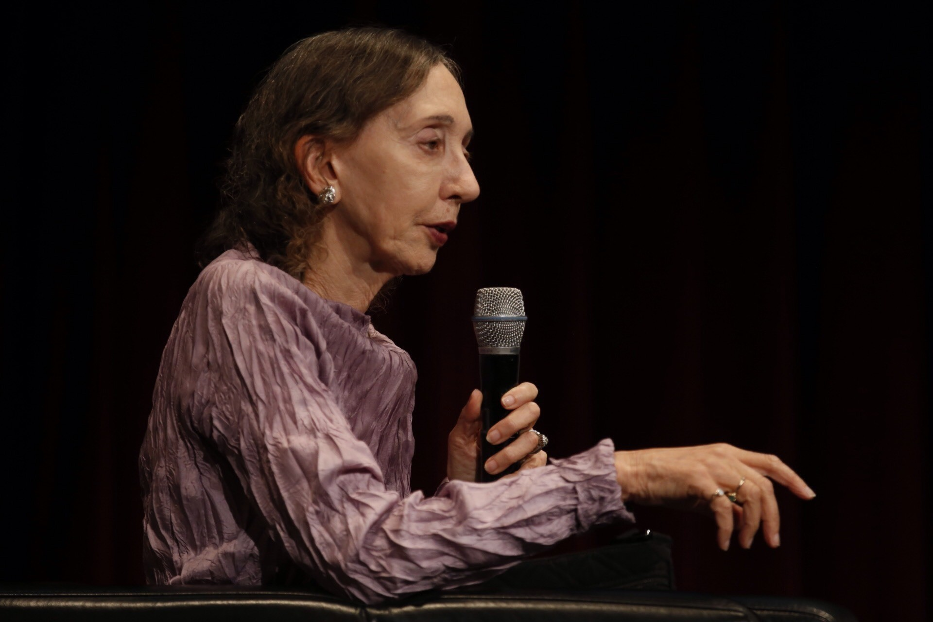 Festival of Books: Why Joyce Carol Oates thinks 14 is the perfect age