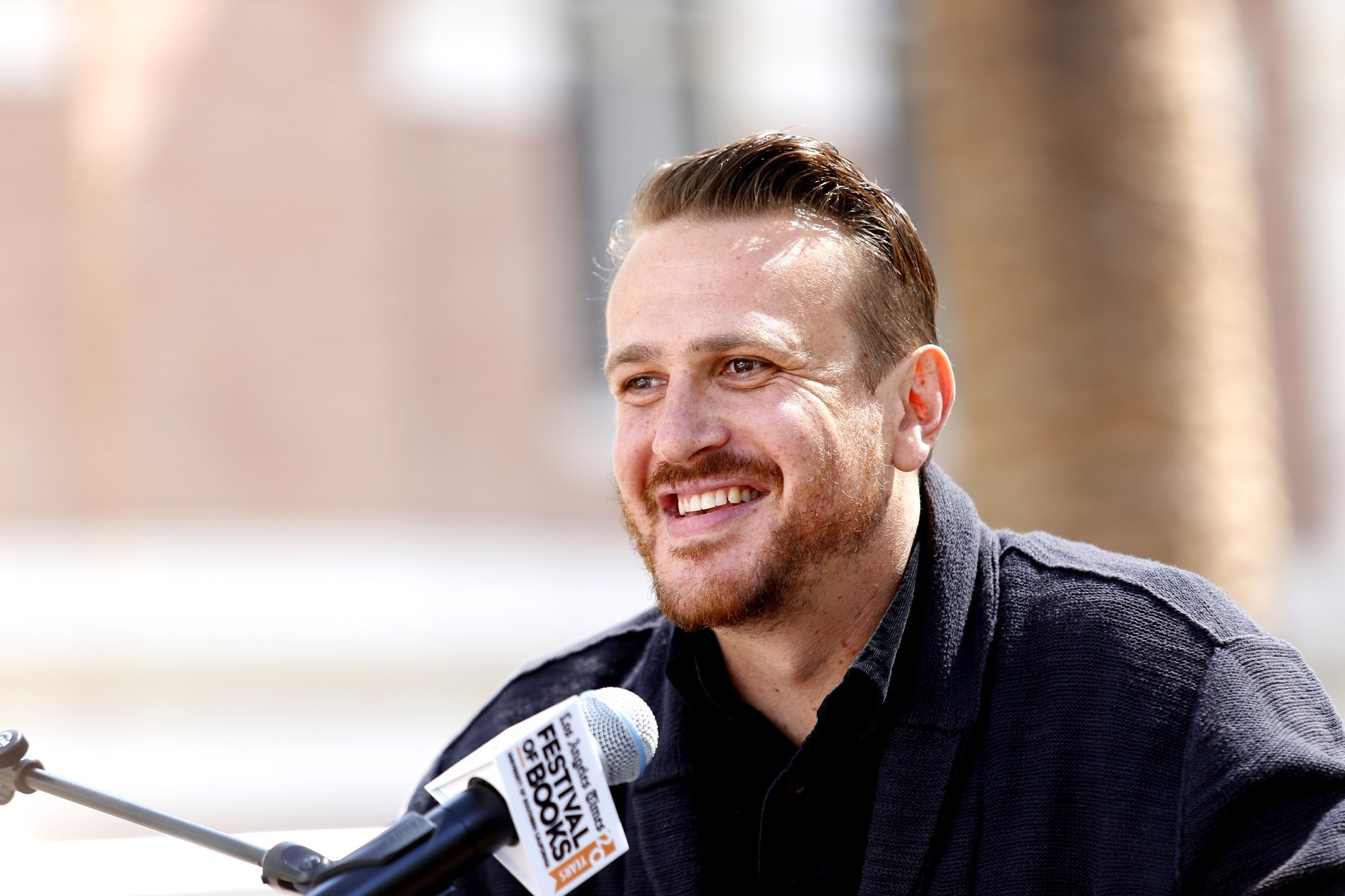 Festival of Books: How actor Jason Segel rescued his own 'Nightmares!'