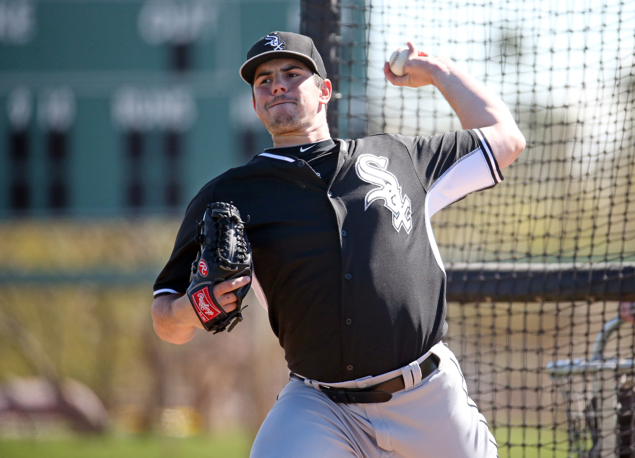 White Sox to call up top prospect Carlos Rodon