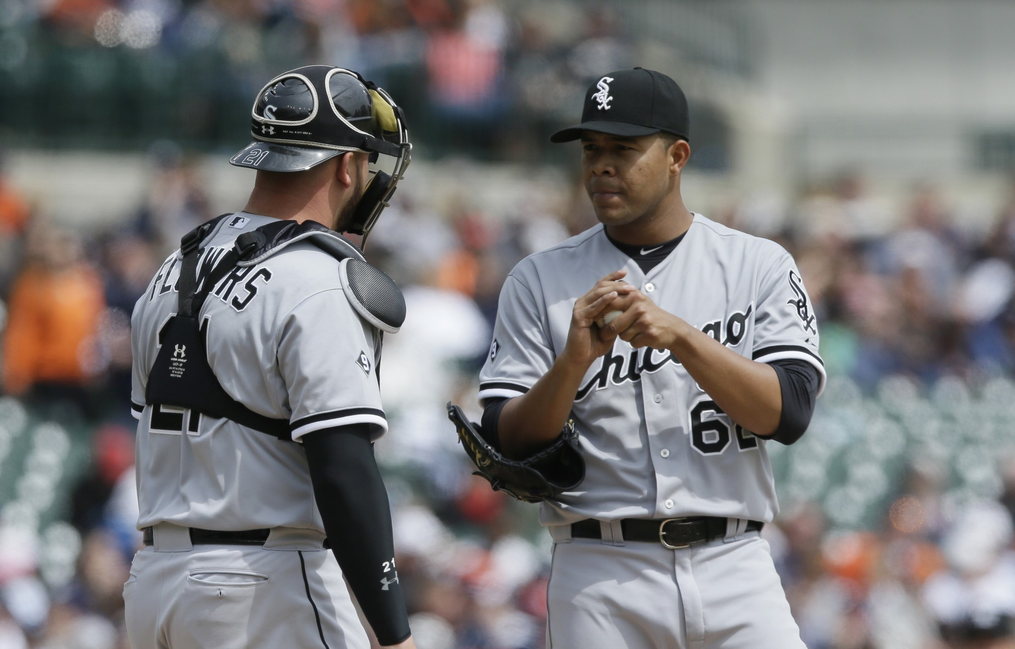 Tyler Flowers Ok With Sharing Catching Duties With Geovany Soto