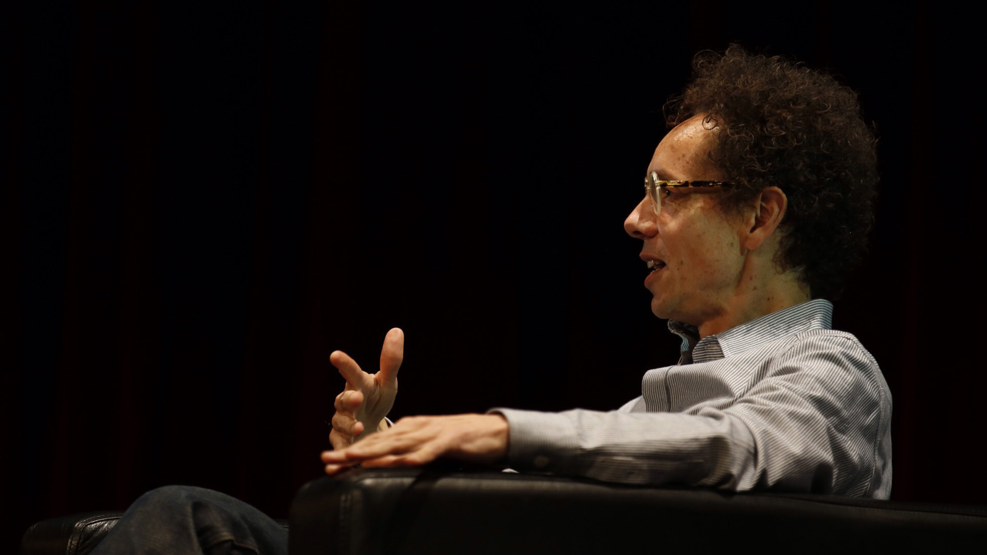"malcolm awards essay Malcolm gladwell has been a staff writer for the new yorker since 1996previously, he worked at the washington post in 2001, he was awarded the national magazine award for profiles, for his new yorker piece ""the pitchman,"" about ron popeil."
