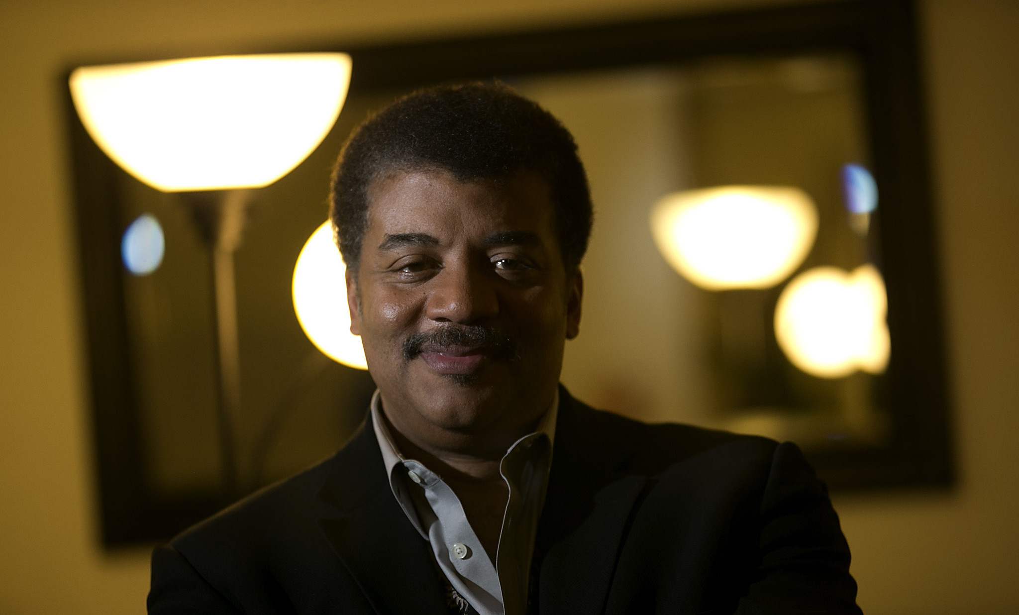 Neil deGrasse Tyson's theory: 'StarTalk' can make science hip