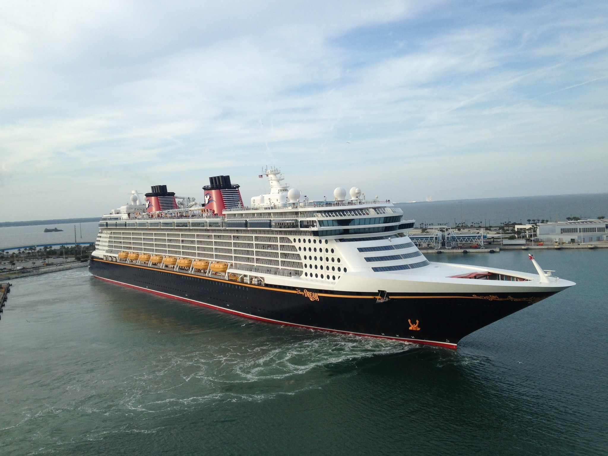 Cruise Ship Spending Accounts For 73 Billion In Florida