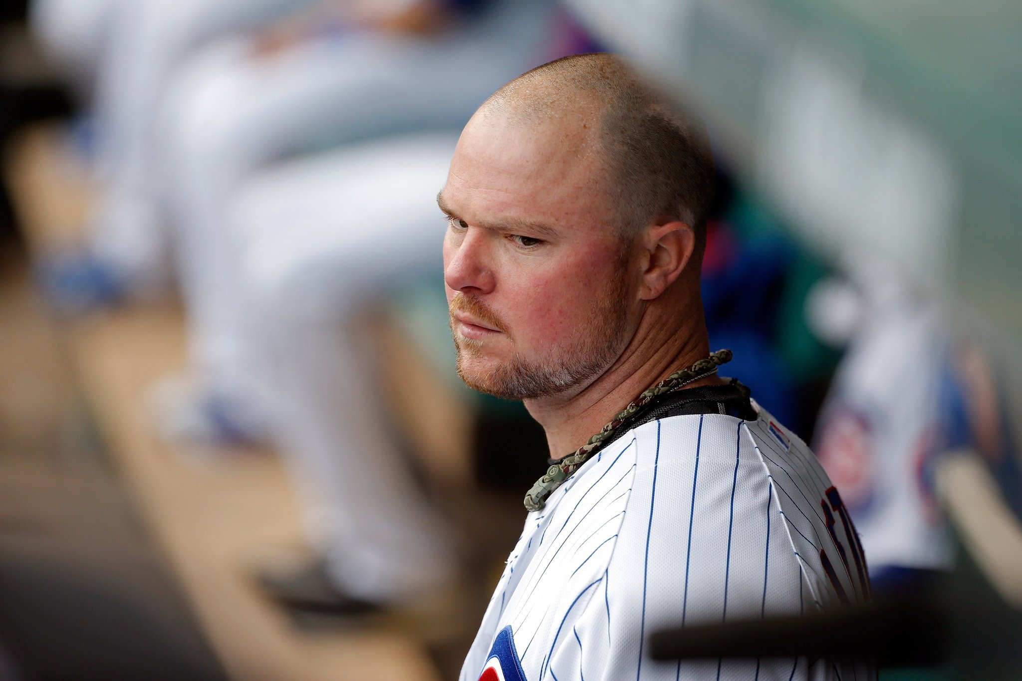 Image result for sad jon lester