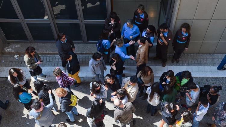 Barcelona school killing