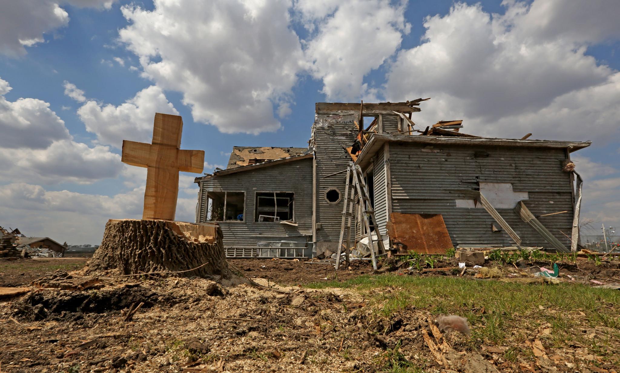 Illinois Tornado Raises Concerns On Warnings In Rural
