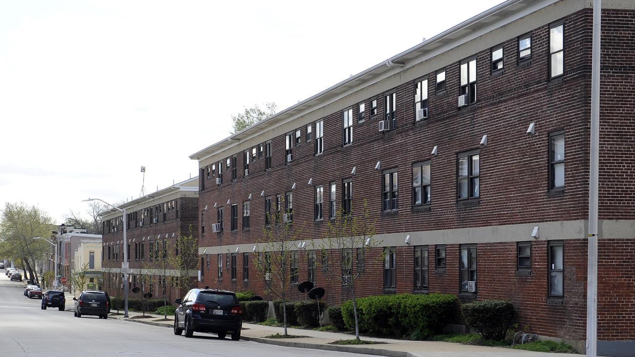 Gilmor Homes neighborhood