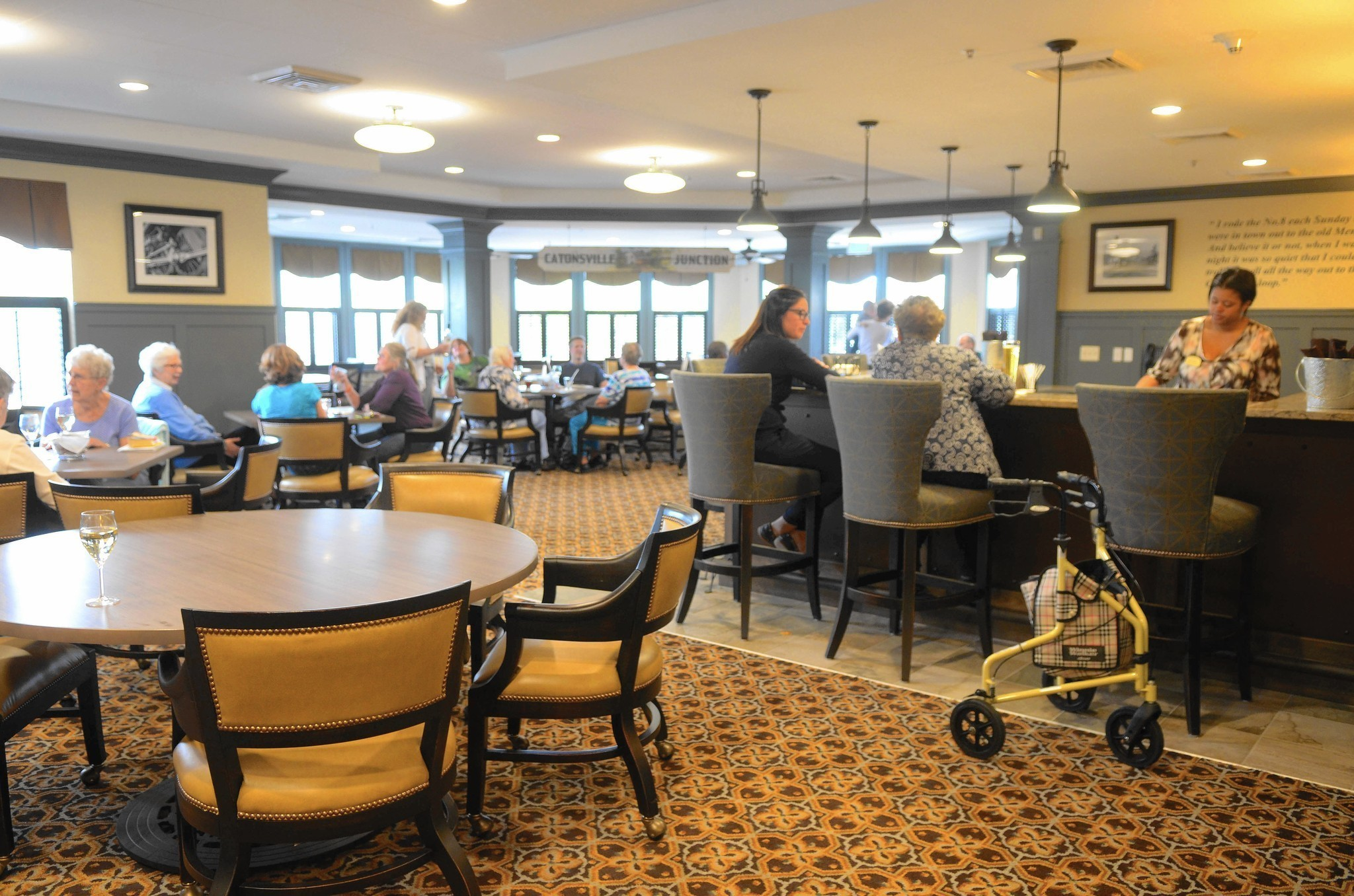 Brightview S New Senior Living Facility Welcomes First