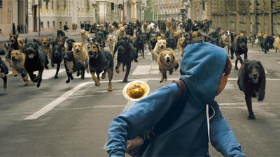 'White God,' starring more than 200 dogs is a manipulative piece of miserablism