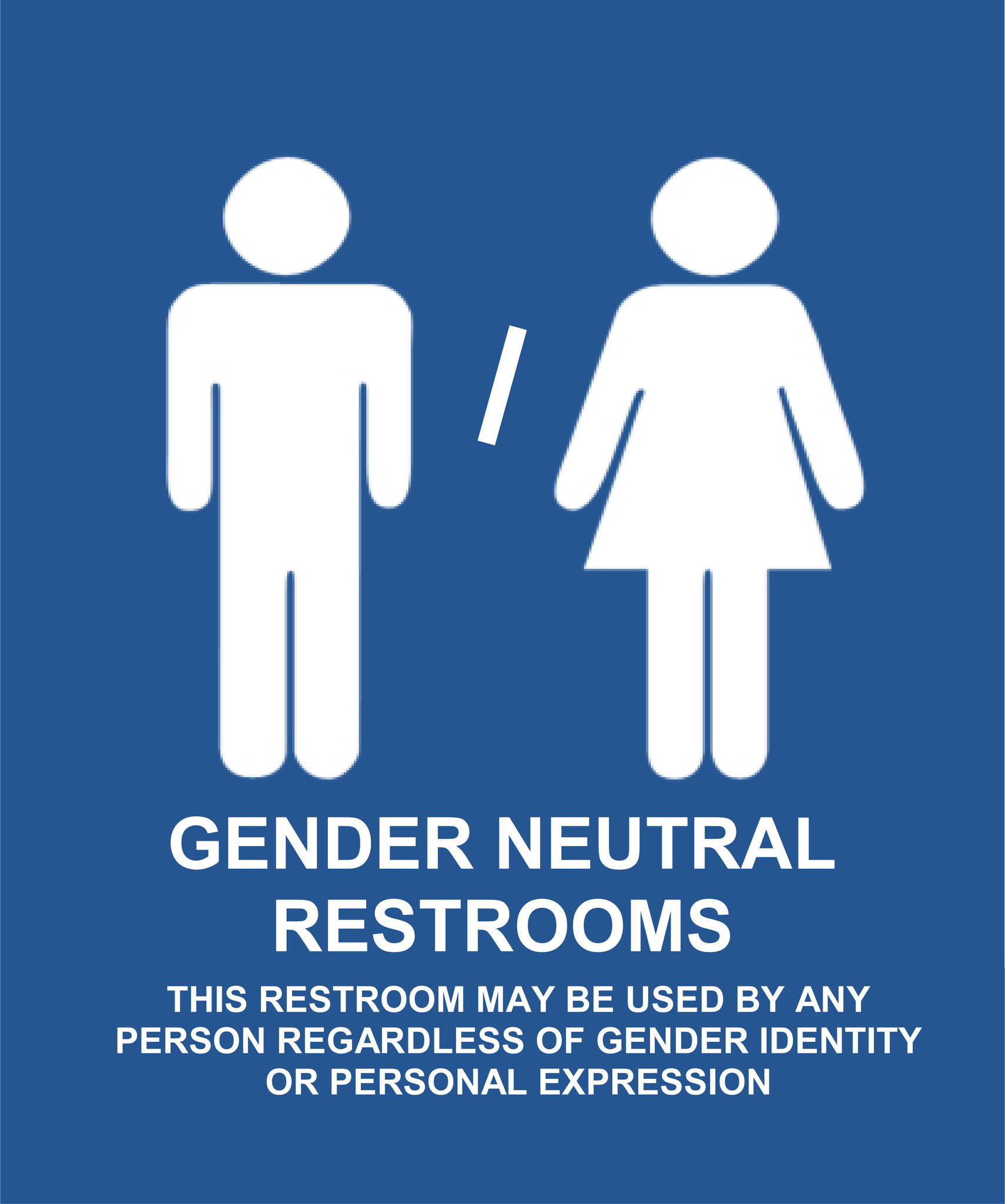 A Credible Threat To California 39 S Transgender Bathroom Law California N