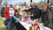 Lions Club members give back