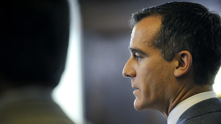 LA Mayor Garcetti on budget for Cultural Affairs