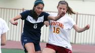 All-Area Girls' Soccer Second Team