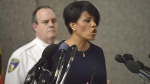 Baltimore mayor bringing confusion to TV conversation on Freddie Gray